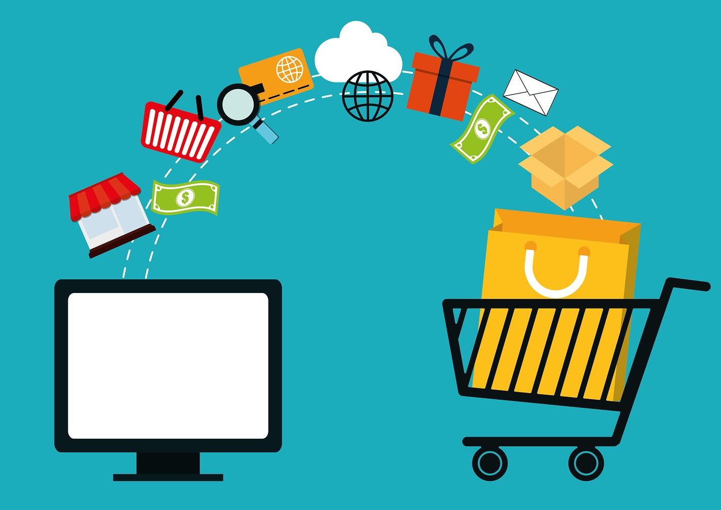 La crescita dell' e-commerce in Italia